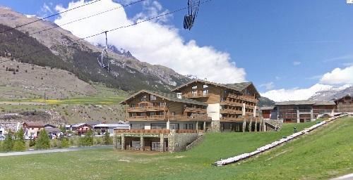 Location au ski Hôtel Saint Charles Val Cenis - Val Cenis - Extérieur été