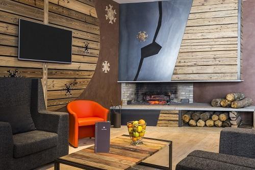 Vakantie in de bergen Hôtel Saint Charles Val Cenis - Val Cenis -