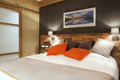 Vacances en montagne Hôtel Saint Charles Val Cenis - Val Cenis - Lit double
