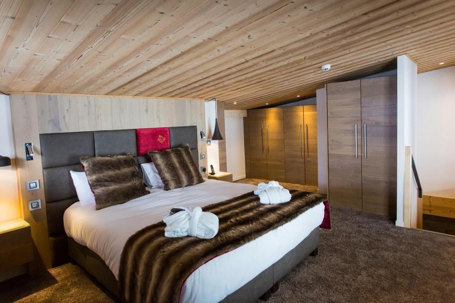 Vakantie in de bergen Hôtel Taj-I Mah - Les Arcs - 2 persoons bed
