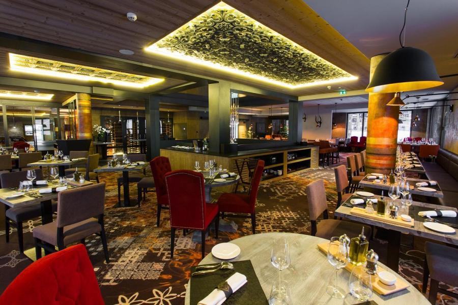 Vakantie in de bergen Hôtel Taj-I Mah - Les Arcs -