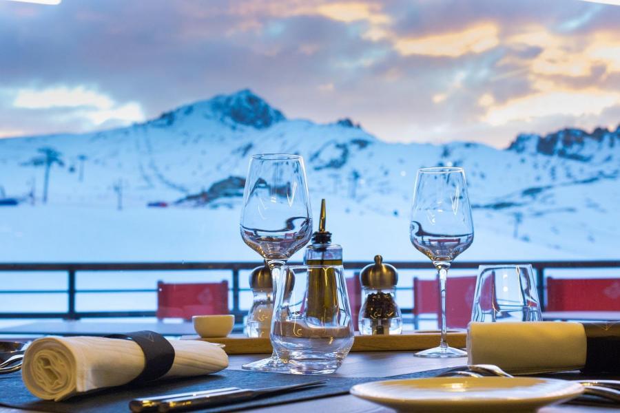 Vacances en montagne Hôtel Taj-I Mah - Les Arcs -