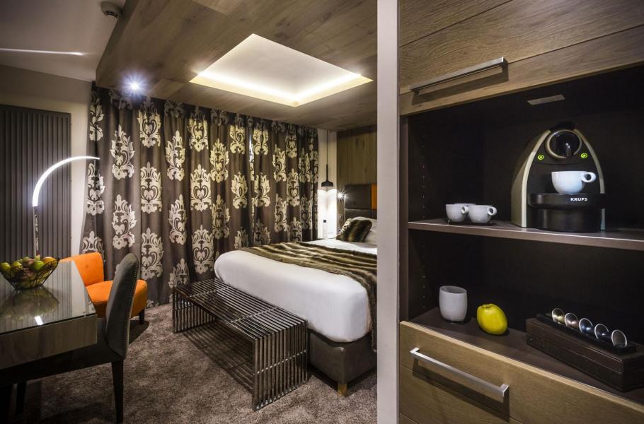 Vakantie in de bergen Hôtel Taj-I Mah - Les Arcs - Kamer