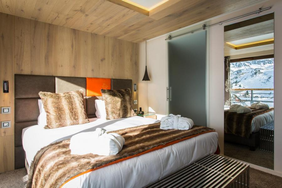 Vacances en montagne Hôtel Taj-I Mah - Les Arcs - Lit double