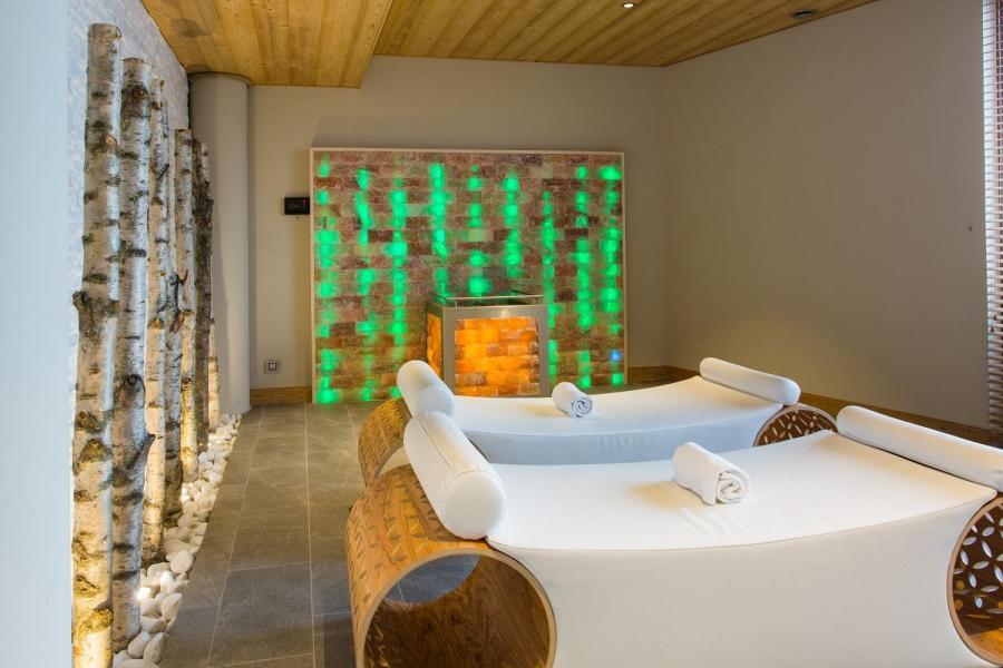 Vacances en montagne Hôtel Taj-I Mah - Les Arcs - Massage