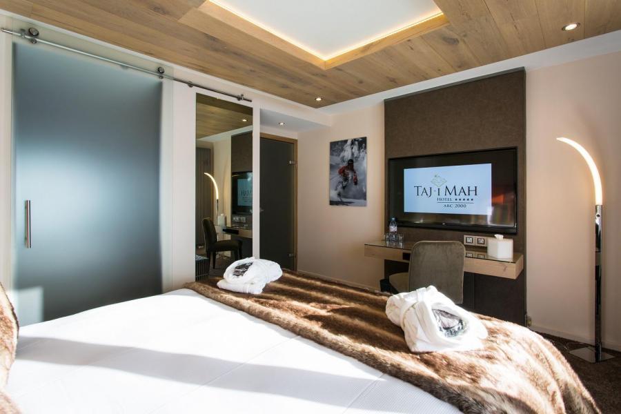 Vacances en montagne Hôtel Taj-I Mah - Les Arcs - Tv