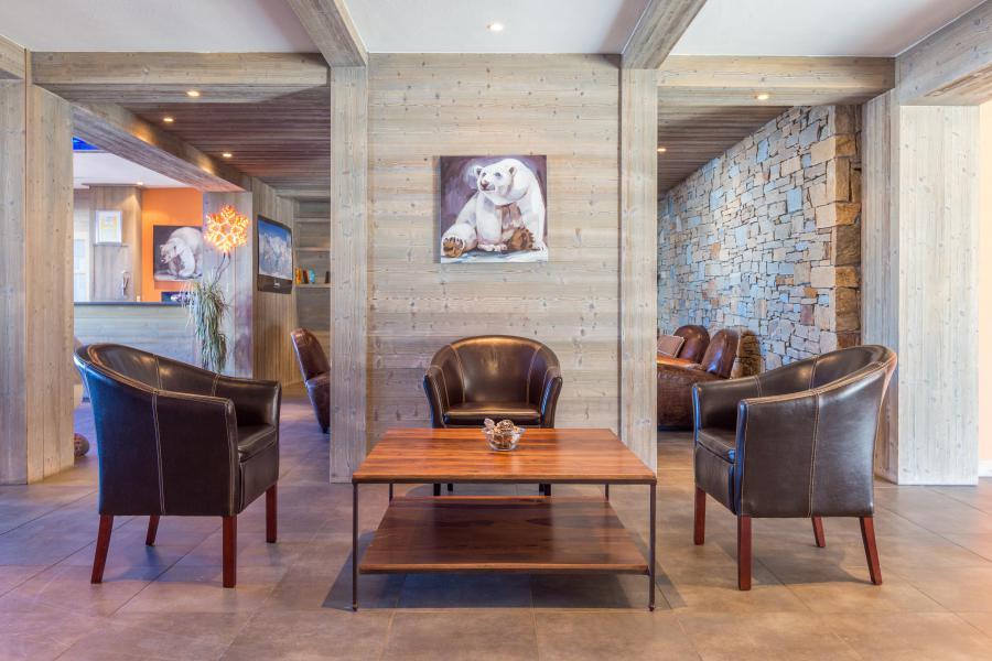 Vacanze in montagna Hôtel Vancouver - La Plagne - Reception