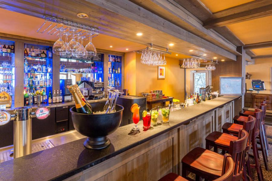 Vacanze in montagna Hôtel Vancouver - La Plagne - Bar