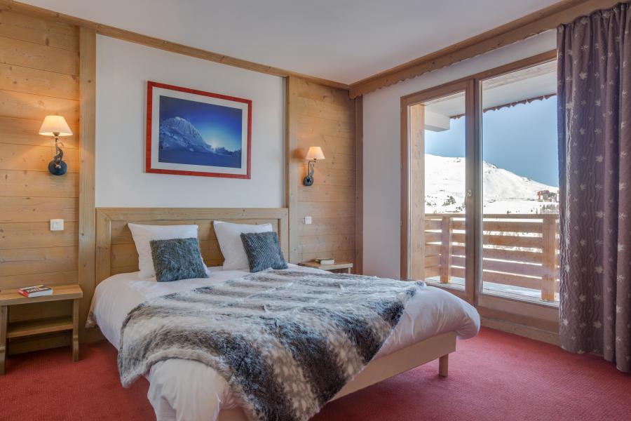 Vacanze in montagna Hôtel Vancouver - La Plagne - Letto matrimoniale
