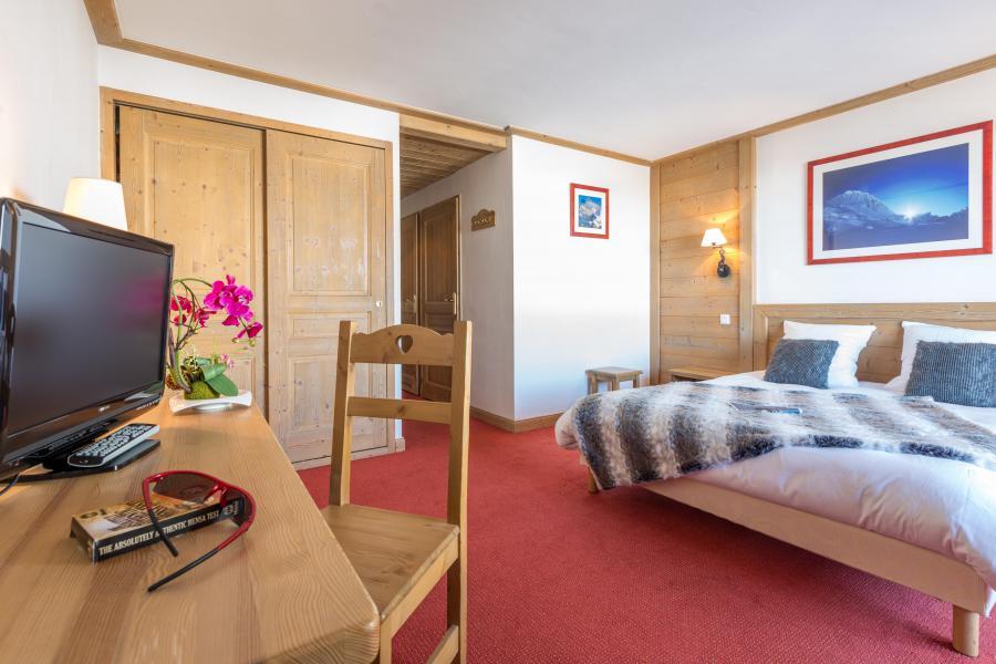 Vacanze in montagna Hôtel Vancouver - La Plagne - Soggiorno