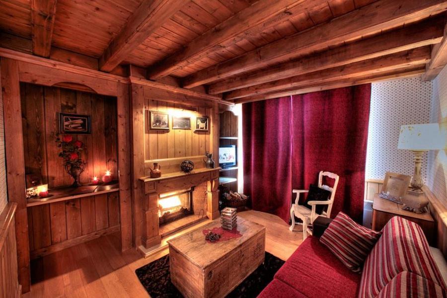 Urlaub in den Bergen Hôtel Village Montana - Tignes - Sofa