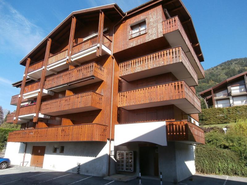 Vakantie in de bergen Appartement 2 kamers 4 personen (3) - Isabella - Saint Gervais - Buiten zomer
