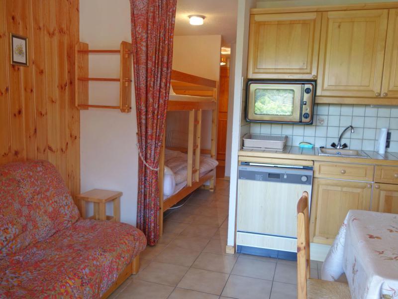 Vakantie in de bergen Appartement 2 kamers 4 personen (3) - Isabella - Saint Gervais - Verblijf