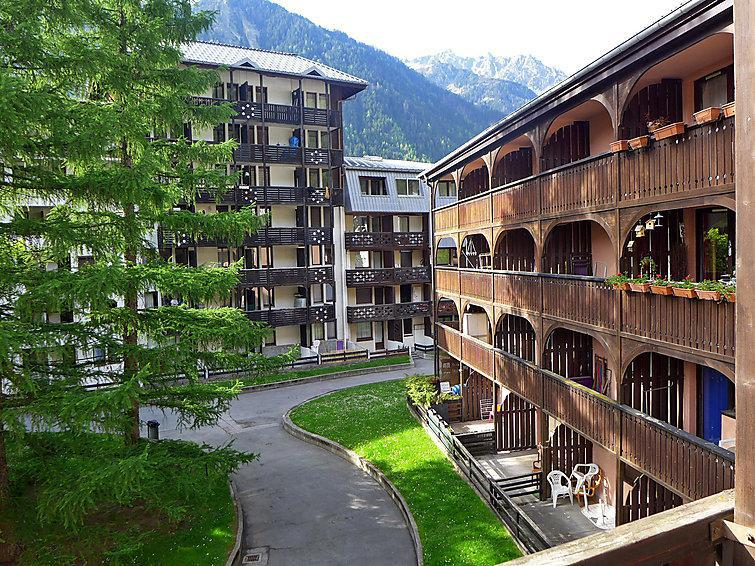 Holiday in mountain resort 2 room apartment 4 people (10) - Jonquilles - Chamonix - Accommodation