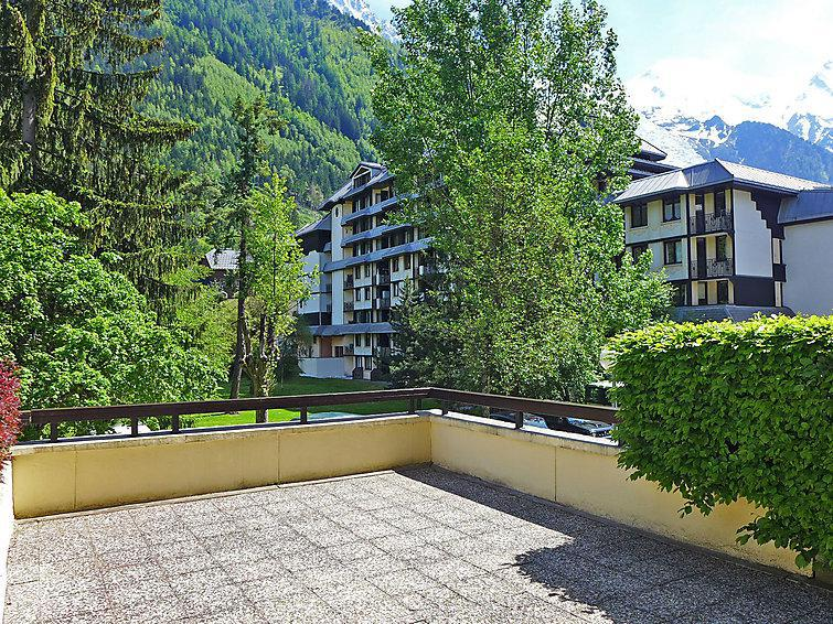 Holiday in mountain resort 2 room apartment 4 people (11) - Jonquilles - Chamonix - Accommodation