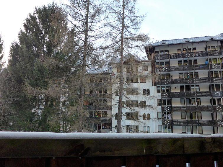 Vakantie in de bergen Appartement 2 kamers 4 personen (7) - Jonquilles - Chamonix - Verblijf