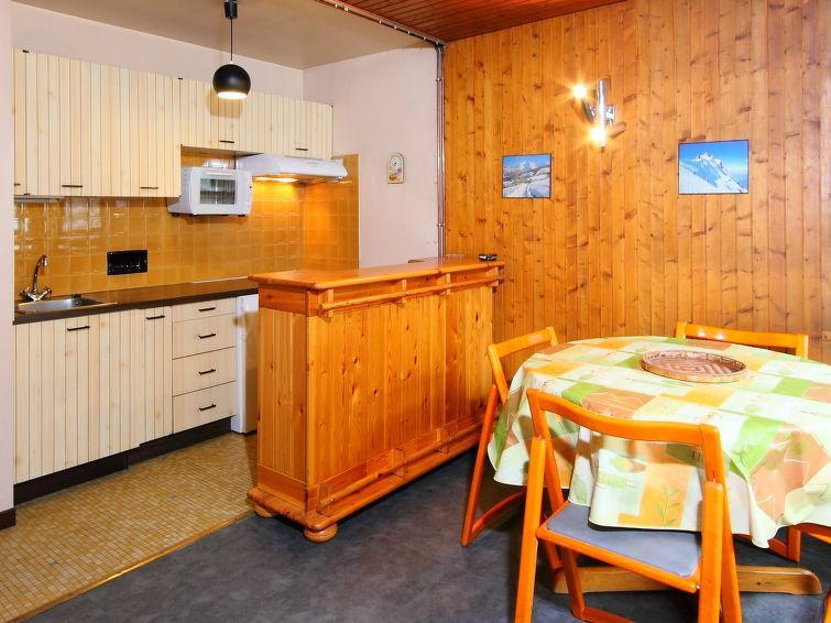 Holiday in mountain resort 1 room apartment 2 people (2) - L'Aiguille du Midi - Chamonix - Accommodation