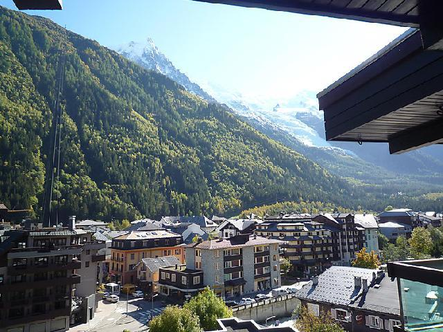 Holiday in mountain resort 1 room apartment 2 people (5) - L'Aiguille du Midi - Chamonix - Accommodation