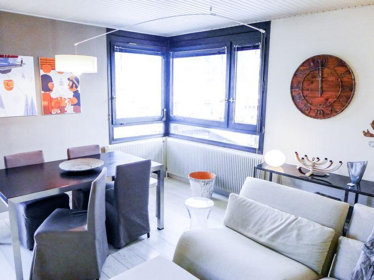 Holiday in mountain resort 3 room apartment 4 people (6) - L'Aiguille du Midi - Chamonix - Accommodation