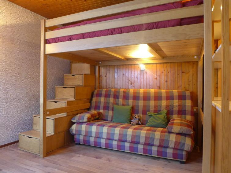 Holiday in mountain resort 1 room apartment 3 people (7) - L'Aiguille du Midi - Chamonix - Summer outside