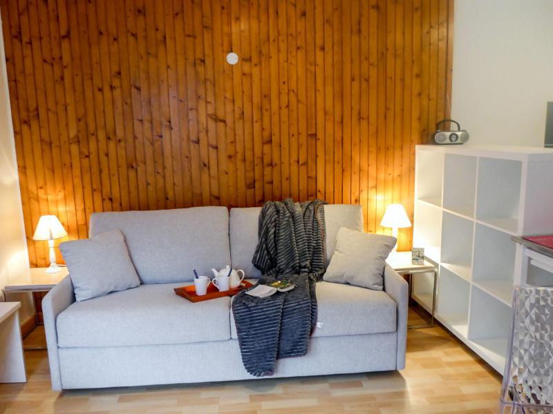 Vakantie in de bergen Appartement 1 kamers 2 personen (8) - L'Aiguille du Midi - Chamonix