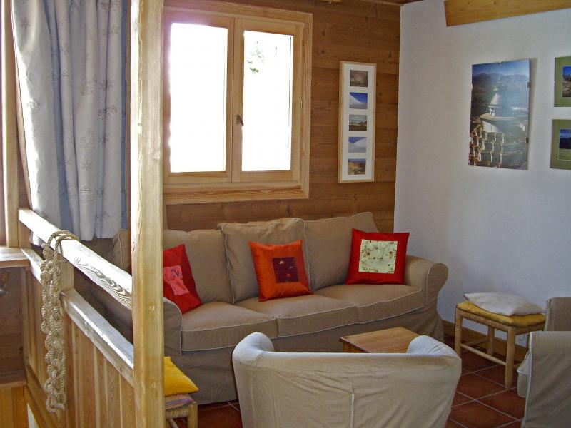 Holiday in mountain resort 5 room chalet 8 people (1) - L'Amandier - Serre Chevalier - Accommodation