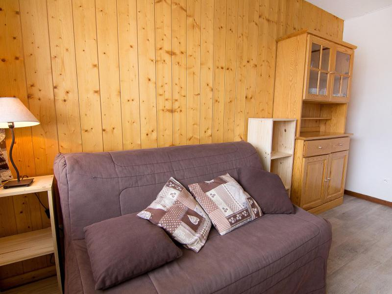 Holiday in mountain resort 2 room apartment 4 people (1) - L'Argousier - Les Menuires - Accommodation