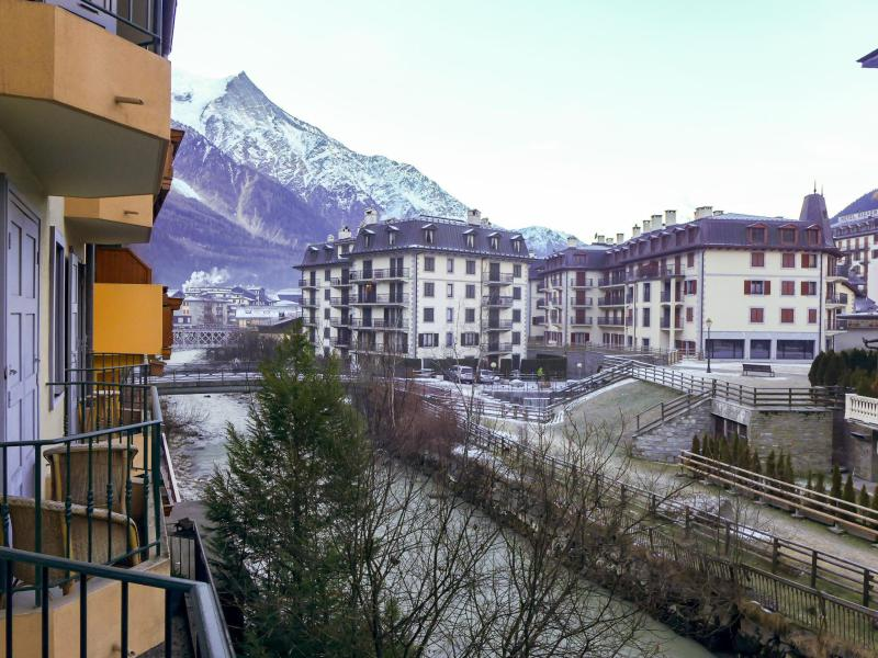 Holiday in mountain resort 1 room apartment 4 people (1) - L'Armancette - Chamonix - Accommodation