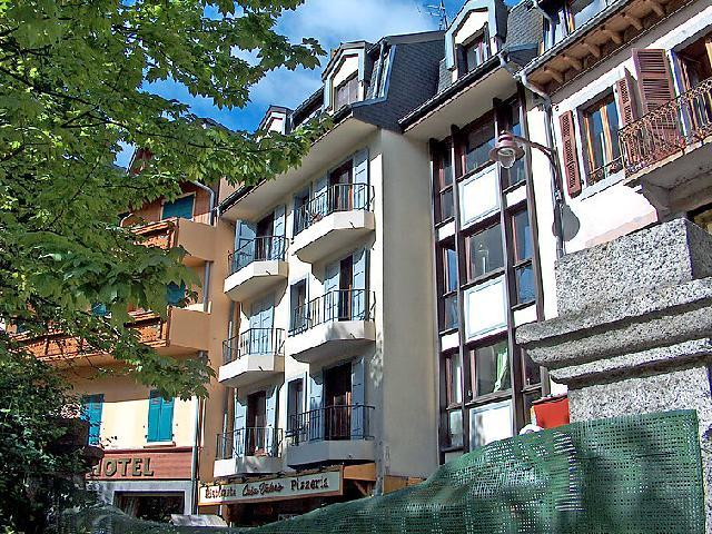 Holiday in mountain resort 1 room apartment 4 people (1) - L'Armancette - Chamonix - Summer outside