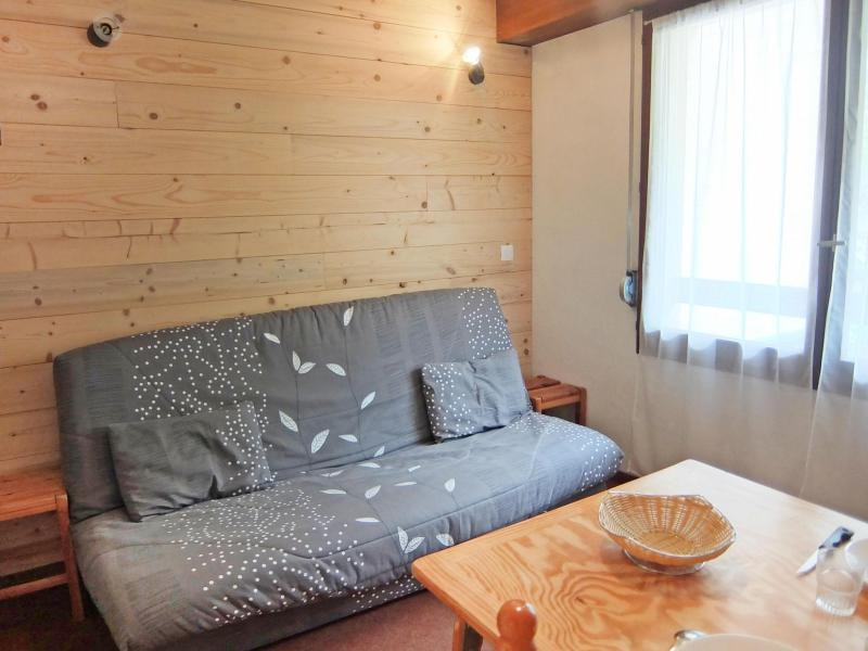 Holiday in mountain resort 1 room apartment 2 people (1) - L'Astragale - Les Menuires - Accommodation