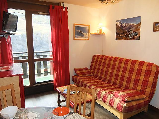 Holiday in mountain resort 2 room apartment 4 people (5) - L'Astragale - Les Menuires - Accommodation