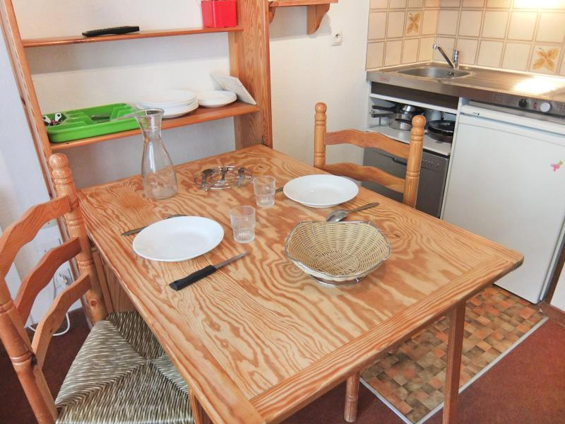 Holiday in mountain resort 1 room apartment 2 people (1) - L'Astragale - Les Menuires