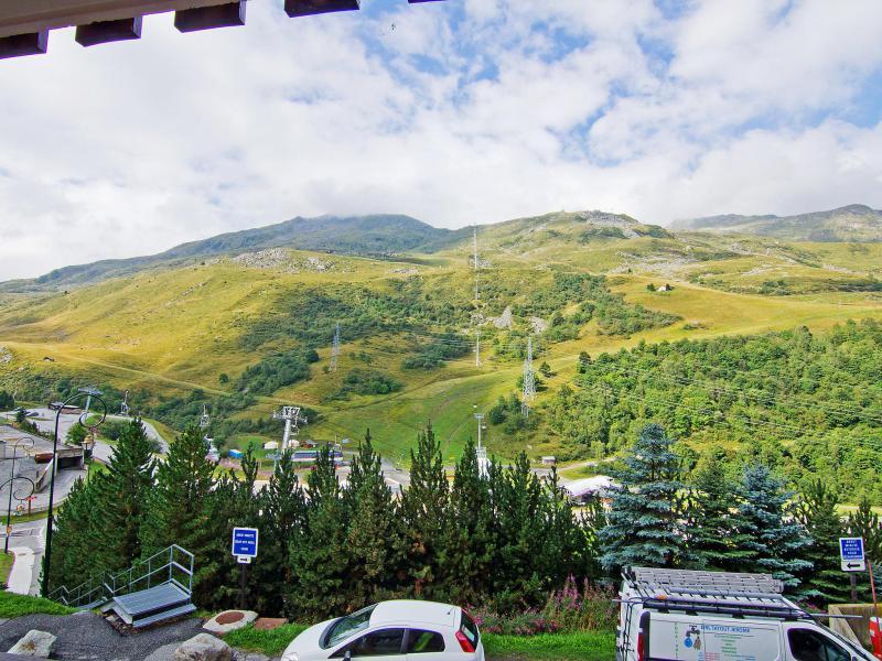 Vakantie in de bergen Appartement 1 kamers 4 personen (8) - L'Astragale - Les Menuires
