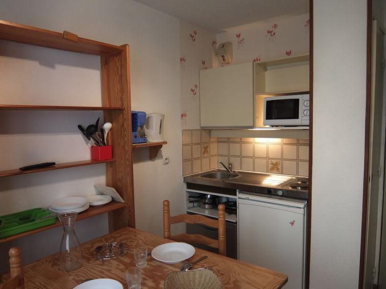 Vakantie in de bergen Appartement 1 kamers 2 personen (1) - L'Astragale - Les Menuires - Verblijf