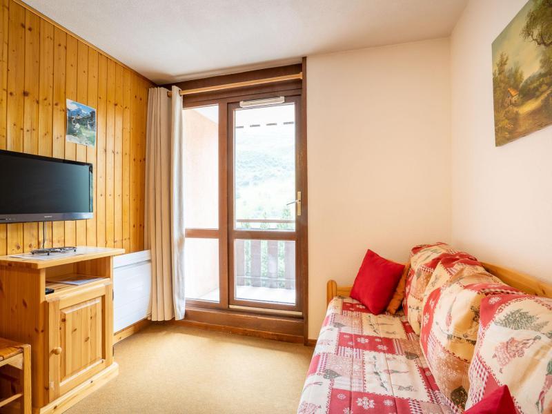 Vakantie in de bergen Appartement 1 kamers 4 personen (8) - L'Astragale - Les Menuires - Verblijf