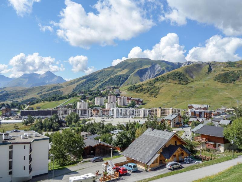 Каникулы в горах Апартаменты 2 комнат 4 чел. (1) - L'Edioule - La Toussuire - квартира