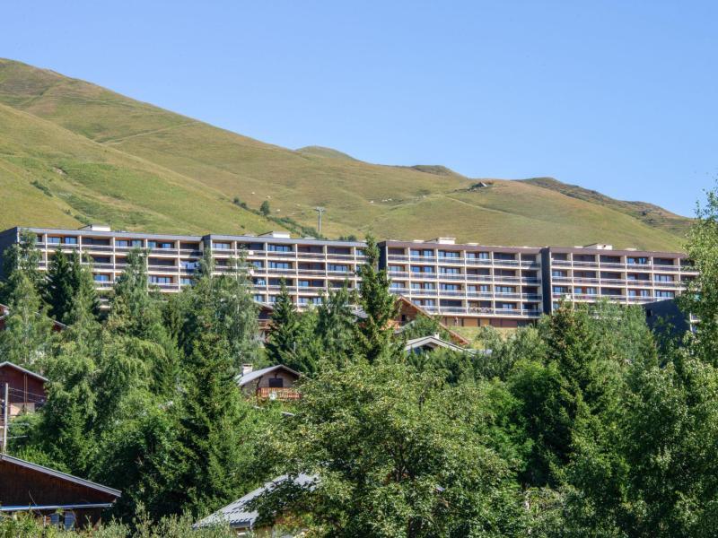 Каникулы в горах Апартаменты 2 комнат 4 чел. (1) - L'Edioule - La Toussuire - летом под открытым небом