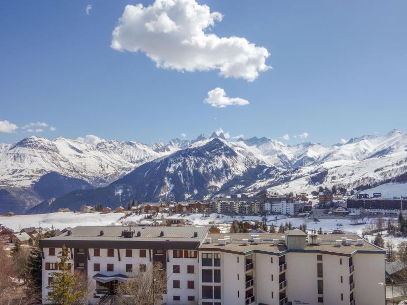 Wakacje w górach Apartament 2 pokojowy 4 osób (1) - L'Edioule - La Toussuire