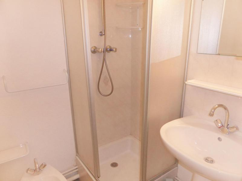 Holiday in mountain resort 1 room apartment 4 people (14) - L'Enclave I et J - Les Contamines-Montjoie - Shower room