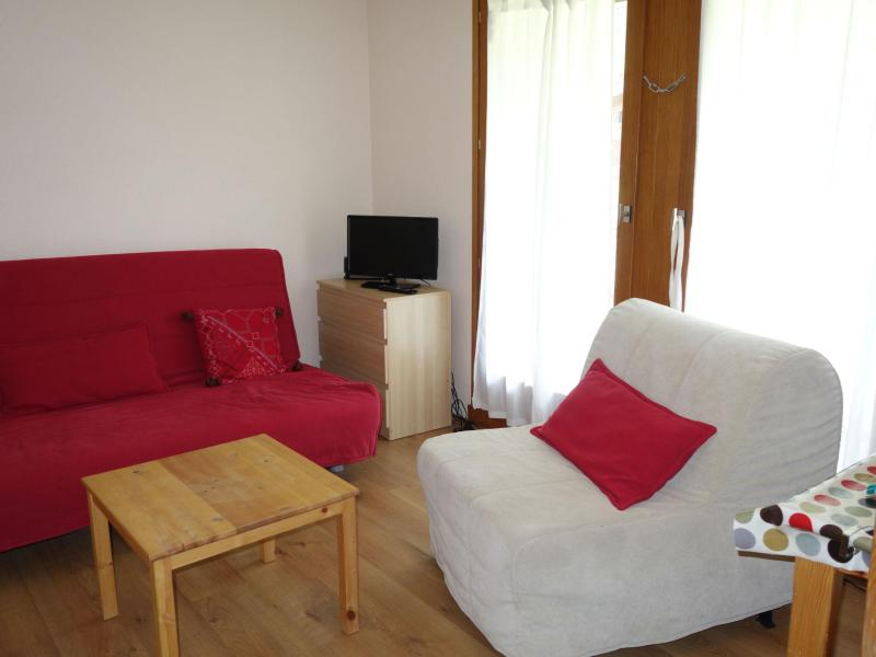Holiday in mountain resort 1 room apartment 4 people (28) - L'Enclave I et J - Les Contamines-Montjoie - Accommodation