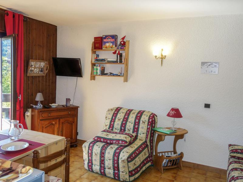 Urlaub in den Bergen 1-Zimmer-Appartment für 2 Personen (1) - L'Ensoleillé - Saint Gervais