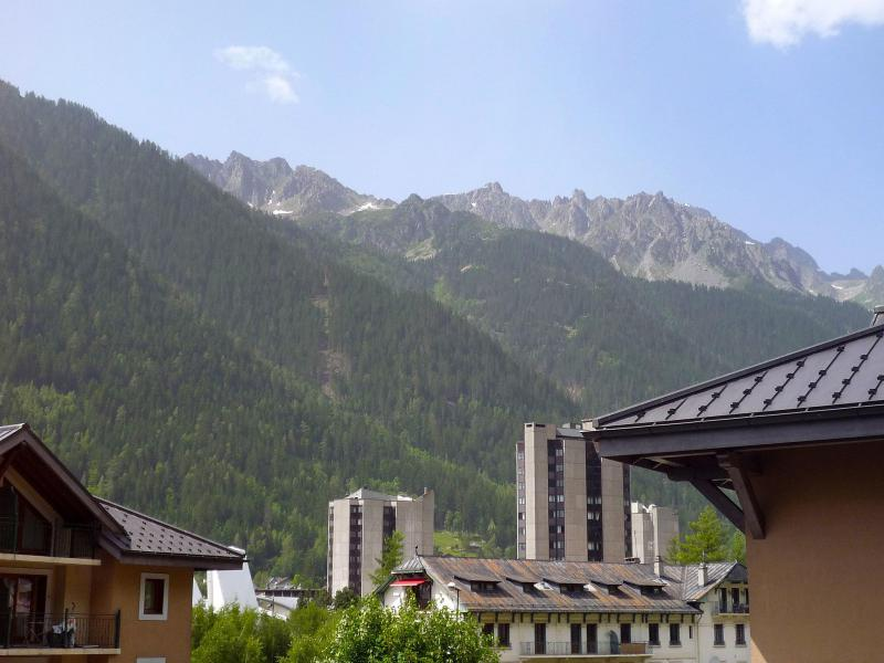 Holiday in mountain resort 1 room apartment 2 people (9) - L'Espace Montagne - Chamonix - Accommodation