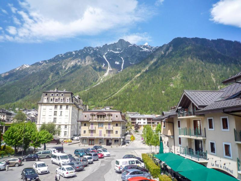Holiday in mountain resort 1 room apartment 4 people (8) - L'Espace Montagne - Chamonix - Accommodation