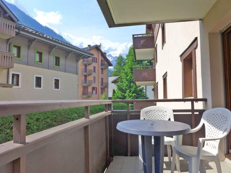 Holiday in mountain resort 2 room apartment 4 people (5) - L'Espace Montagne - Chamonix - Accommodation