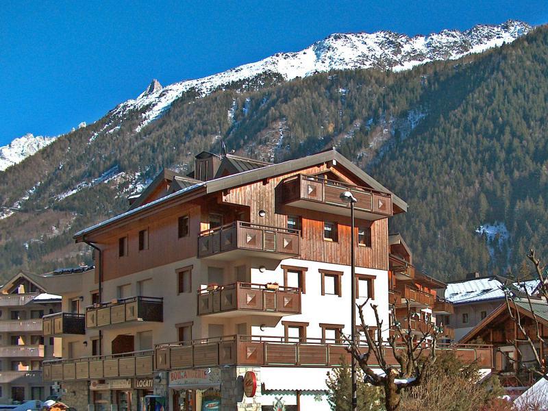 Vakantie in de bergen L'Espace Montagne - Chamonix