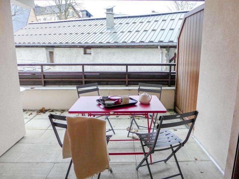 Vakantie in de bergen Appartement 2 kamers 4 personen (11) - L'Espace Montagne - Chamonix - Verblijf