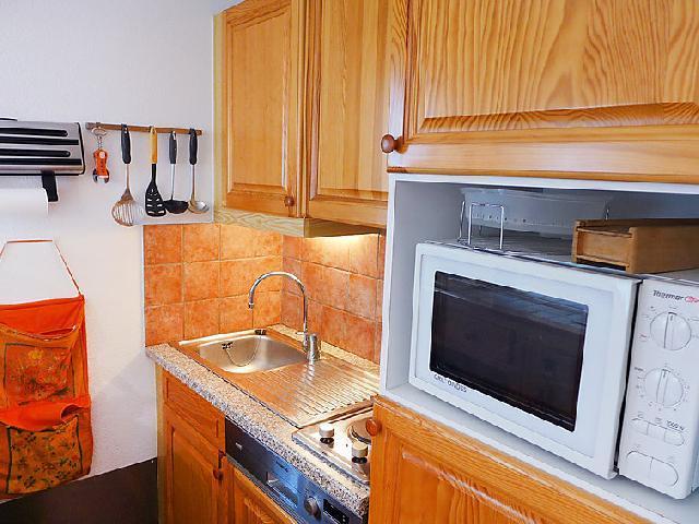 Vakantie in de bergen Appartement 2 kamers 4 personen (5) - L'Espace Montagne - Chamonix - Verblijf