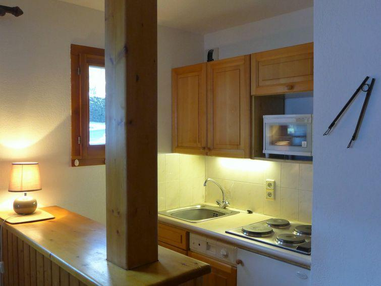 Holiday in mountain resort 3 room apartment 4 people (1) - L'Hermine - Les Houches - Accommodation