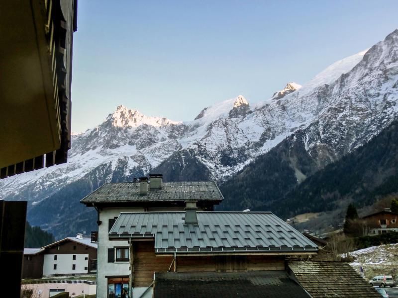 Vakantie in de bergen Appartement 3 kamers 4 personen (1) - L'Hermine - Les Houches