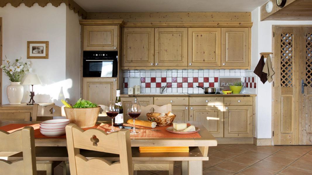 Urlaub in den Bergen L'Orée des Cimes - Peisey-Vallandry - Küche